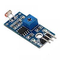 Датчик света, фотодиод, 3 pin, модуль Arduino