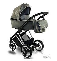 Детская универсальная коляска 2 в 1 Bexa Ultra Style V USV3