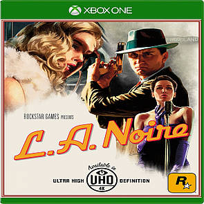 L.A. Noire SUB Xbox One