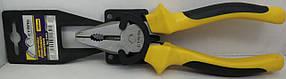 """Плоскогубцы 6"""" Сталь 160 мм. с никелированным покрытием, комбинированные (арт. 41051)"""