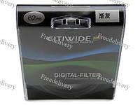 Фильтр нейтрально-серый градиент 62мм CITIWIDE