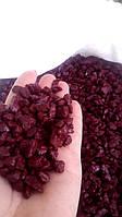 Декоративный цветной гравий вишня (щебень, крошка) ландшафтного дизайна