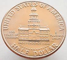 США ½ доллара 1976 - 200 лет Независимости США Р