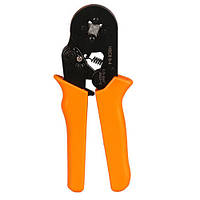 Кримпер клещи для обжима опрессовки втулочных наконечников 0.25-6мм2