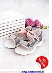 Спортивні босоніжки для дівчинки р 31-20см (код 2869-00)