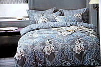Комплект постельного белья Евро размера BAYUN - Абстракция
