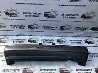 Бампер задний Mitsubishi Galant (1984-1988) OE:MB406730-3