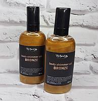 Шиммер для тела Top Beauty Boby Shimmer Oil Bronze 100 мл