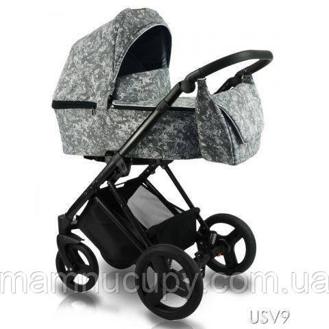 Дитяча універсальна коляска 2 в 1 Bexa Ultra Style V USV9 (бекса ультра)