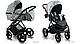 Дитяча універсальна коляска 2 в 1 Bexa Ultra Style V USV9 (бекса ультра), фото 4