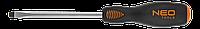 Отвертка шлицевая ударная 6,5 х125 NEO 04-019