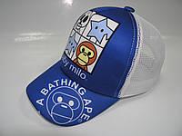 Модная кепка синяя, фото 1