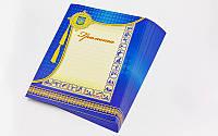 Грамота спортивная С-1801-6 (бумага, формат A4, р-р 21см х 29,5см, в уп.50шт, цена за 1шт) Код C-1801-6, фото 1