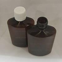 Бутылочки темные 100 мл с крышкой