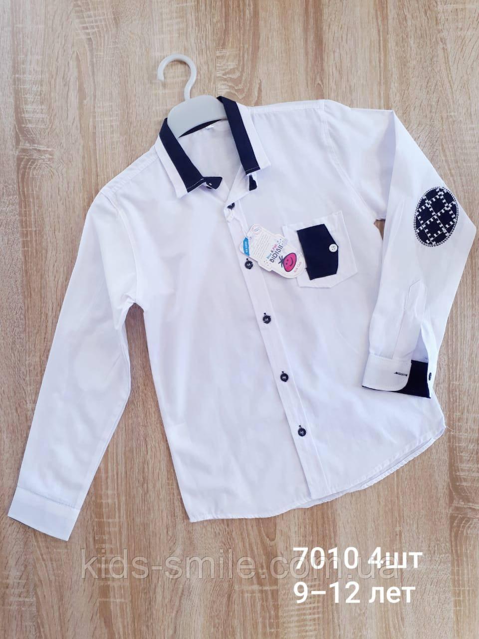 Рубашки подростковые  (С 9-12 лет)