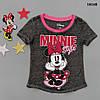 Футболка Minnie Mouse для девочки. 4-5;  6-7 лет