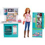 Игровой набор кухня Ри Драммонд и кукла Барби, фото 2