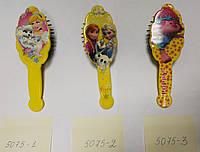 Расческа для волос детская, poppy La Rosa 5075-3
