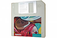 Портативное зарядное устройство Remax Disk RPP-17 5000mAh \ White, фото 1