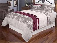 Полуторный комплект постельного белья бязь Тадж-Махал