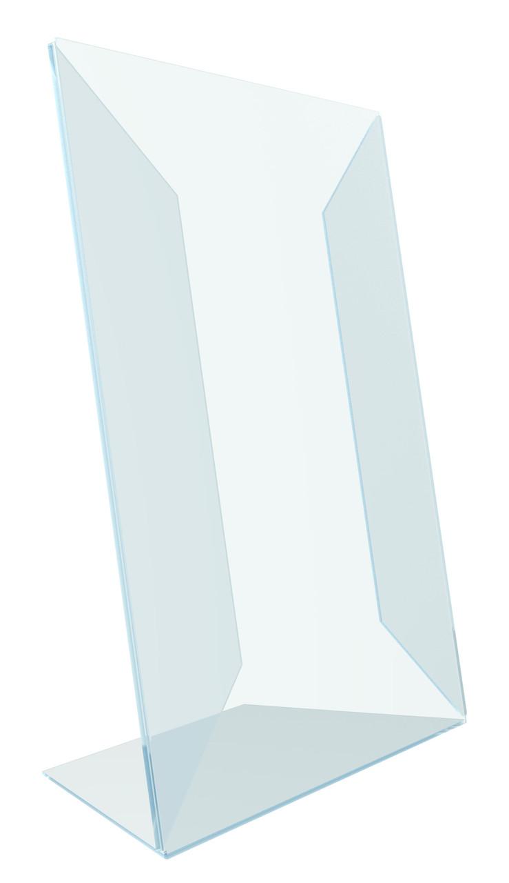 Подставка пластиковая для полиграфии А4