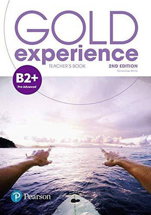 Gold Experience B2+ Teacher's Book with Presentation Tool and Online Practice Pack, фото 2