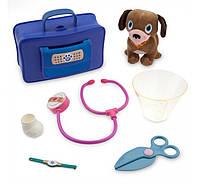 Медицинский набор и собача доктора Плюшевой Doc McStuffins Vet Doctor Bag