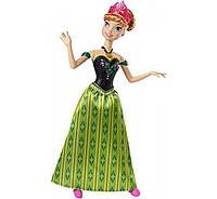 Disney Frozen Singing Anna Поющая Анна