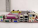 Материнская плата MSI G31M+E8200  S775/QUAD G31 DDR2, фото 2