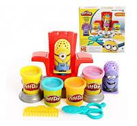 Плей-Дох набір пластиліну Play-Doh Міньйони в перукарні Play-Doh