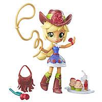 My Little Pony Equestria Girls Minis Applejack Эпл Джек Мини