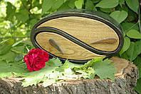 Шкатулка дерев'яна ручної роботи, шкатулка з дерева (дуб)