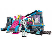 Mega Bloks Monster High Frankie Stein´s Electrifying Room Building Set