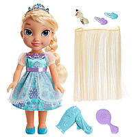 Кукла Эльза с феном Холодное сердце Frozen Disney Elsa Doll