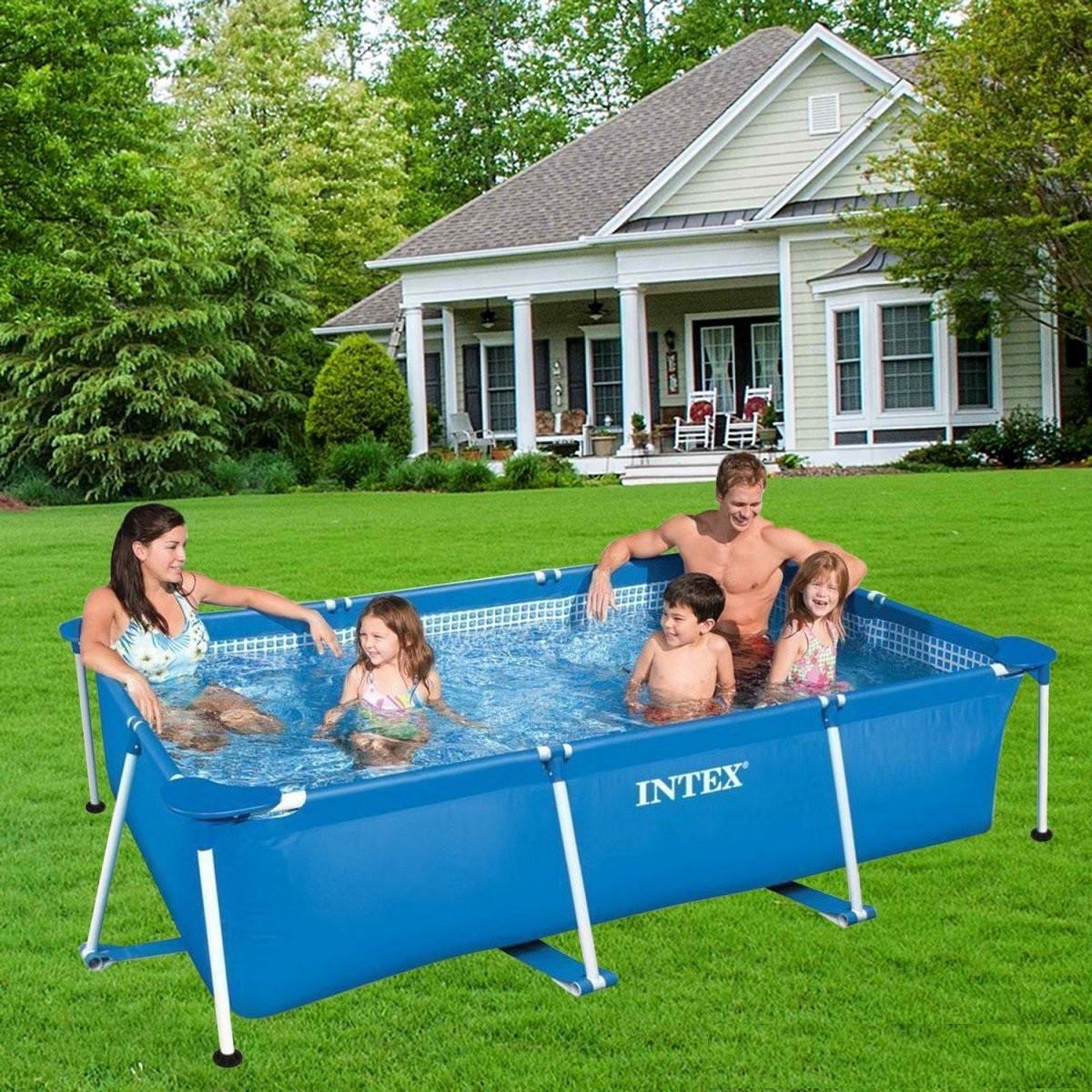 Каркасный бассейн Intex 28270
