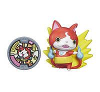 Yo-Kai Watch Медаль с фигуркой Medal Jibanyan Йо-кай Вотч B5938, B5937 Hasbro