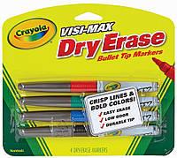 Маркеры для школьной доски Crayola Крайола США