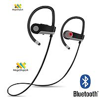 Беспроводные наушники Bluetooth Sport C6. Bluetooth гарнитура Sport C6. Вакуумные беспроводные наушники C6