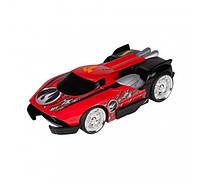 Hot Wheels Машинка электомеханическая красная Turbo Expander Black Maelstro