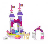 Конструктор  Мега  Блокс  Дворец Пони Mega  Bloks  My  Pony  Palace  Building Set