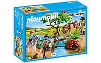 Playmobil 6947 Прогулка верхом на лошадях Country Horseback Ride