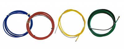 Подають канали (БОУДЕН) дроту для зварювальних пальників MIG/MAG