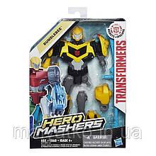 Разборной трансформер Бамблби - Bumblebee, Hero Mashers, RID, Hasbro
