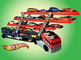 Hot Wheels Большой автовоз перевозчик Mega Hauler на 50 машинок, фото 2
