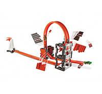 Трек Ударная Волна серии Track Builder от Hot Wheels Track Builder Construction Crash Kit DWW96