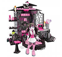 Мега блокс Комната Дракулауры Монстер хай Mega Bloks Monster High Draculaura´s Vamptastic Room