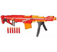 Бластер Нерф Центурион NERF N-Strike Elite Centurion Mega Blaster, фото 1