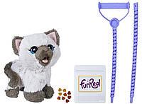 Интерактивная игрушка Забавный котёнок Ками Друг щенка Пакс FurReal Friends  Kami My Poopin Kitty , фото 1