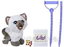 Интерактивная игрушка Забавный котёнок Ками Друг щенка Пакс FurReal Friends  Kami My Poopin Kitty