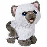 Интерактивная игрушка Забавный котёнок Ками Друг щенка Пакс FurReal Friends  Kami My Poopin Kitty, фото 2